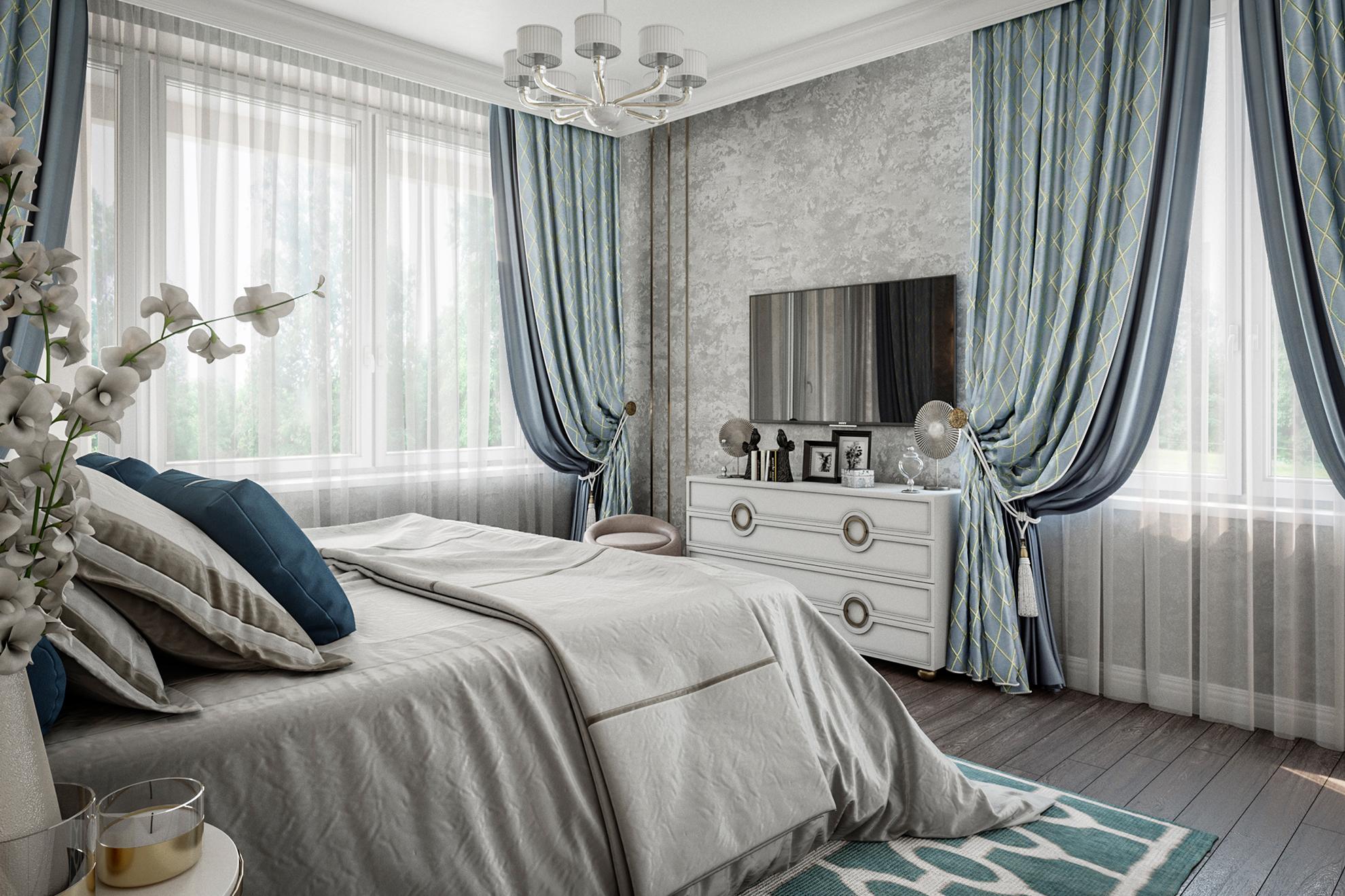 Дизайн интерьера квартиры в ЖК Достояние