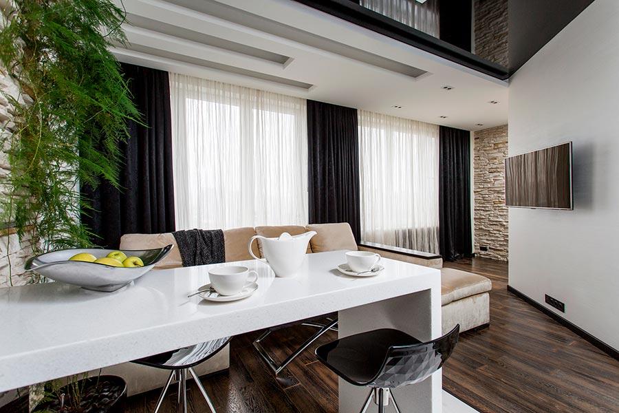 Дизайн-проект однокомнатной квартиры   Баннер №3