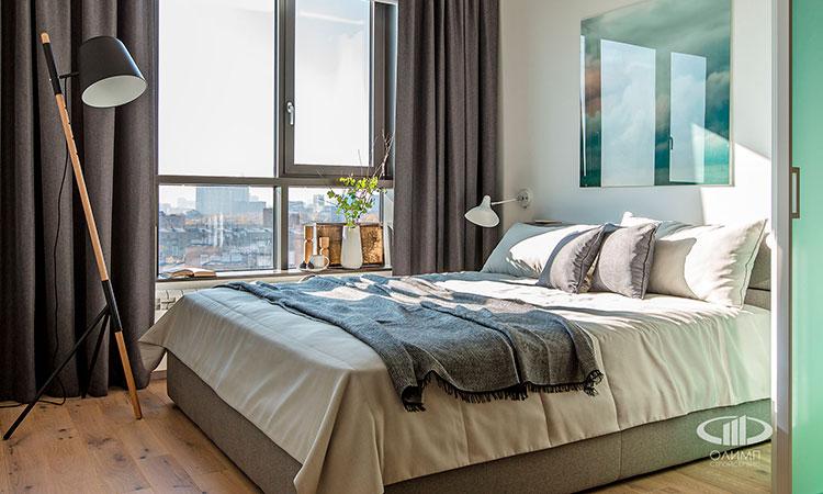 1-комнатная квартира в жк Дыхание | Фото №3