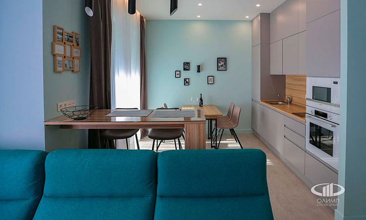 Квартира-студия в ЖК Царская площадь | Фото №2