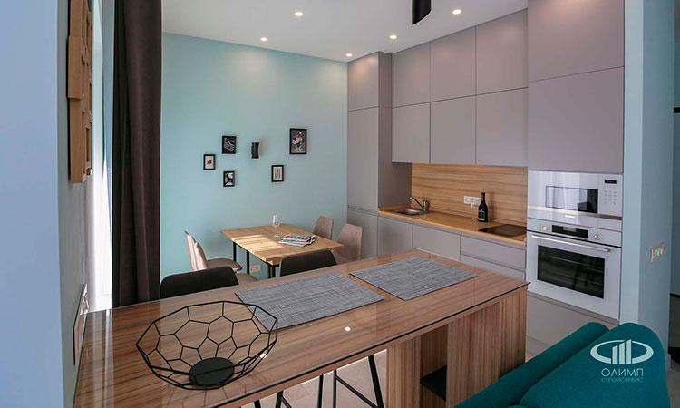 Квартира-студия в ЖК Царская площадь | Фото №3