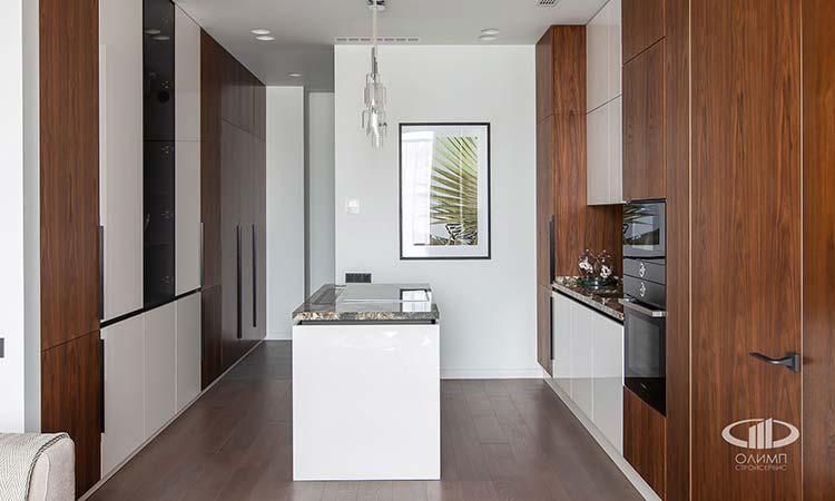 Кухня Atstyle Home в стиле минимализм