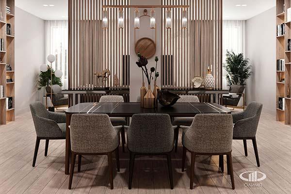 Подбор гостиной в современном стиле