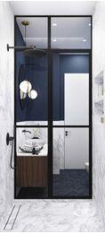 Дизайн интерьера четырехкомнатной квартиры в ЖК Balchug Viewpoint | 3d-визуализация №24