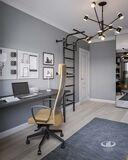 Дизайн интерьера квартиры в ЖК Марьино Град фото №9 | Комната подростка