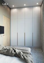 Спальня | Современный стиль | 3D визуализация