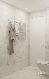 Дизайн интерьера квартиры в современном стиле ЖК Счастье в Тушино | 3d-визуализация №18