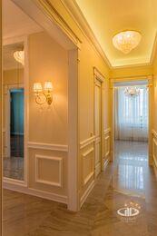 Ремонт двухкомнатной квартиры в ЖК Мосфильмовский | Фото №16