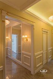 Ремонт двухкомнатной квартиры в ЖК Мосфильмовский | Фото №17