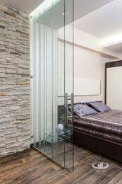 Ремонт однокомнатной квартиры в современном стиле | Фото №2