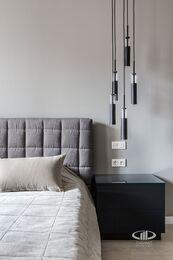 Ремонт однокомнатной квартиры в ЖК Наследие | Спальня | Фото №4