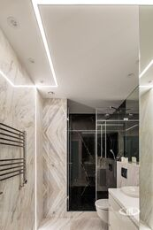 Ремонт квартиры в современном стиле | Реальные фото №13
