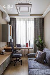Современный стиль интерьера квартиры в ЖК Мосфильмовский | Фото №22