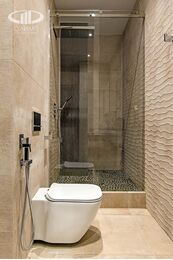 Современный стиль интерьера квартиры в ЖК Мосфильмовский | Фото №28