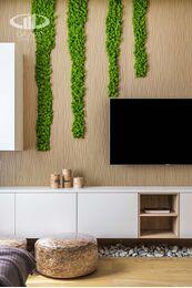 Современный стиль интерьера квартиры в ЖК Мосфильмовский | Фото №4
