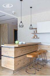 Современный стиль интерьера квартиры в ЖК Мосфильмовский | Фото №8