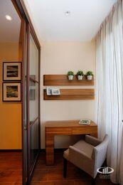 Внутренняя отделка однокомнатной квартиры | Фото №7