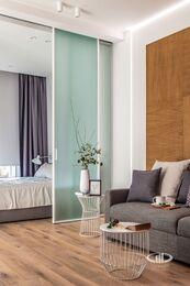 Дизайн и ремонт квартиры в ЖК Дыхание | Фото №17