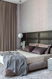 Дизайн и ремонт квартиры в ЖК Садовые Кварталы | Современный стиль | Фото №13
