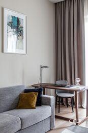 Дизайн и ремонт квартиры в ЖК Садовые Кварталы | Современный стиль | Фото №20