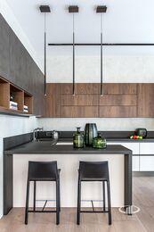 Дизайн и ремонт квартиры в ЖК Садовые Кварталы | Современный стиль | Фото №3