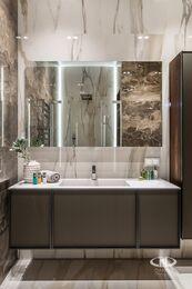 Дизайн и ремонт квартиры в ЖК Садовые Кварталы | Современный стиль | Фото №31
