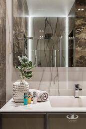 Дизайн и ремонт квартиры в ЖК Садовые Кварталы | Современный стиль | Фото №34