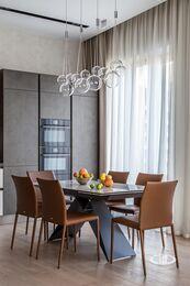 Дизайн и ремонт квартиры в ЖК Садовые Кварталы | Современный стиль | Фото №4