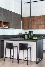 Дизайн и ремонт квартиры в ЖК Садовые Кварталы | Современный стиль | Фото №5