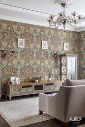 Дизайн и ремонт квартиры в ЖК Алые Паруса в классическом стиле | Фото №4