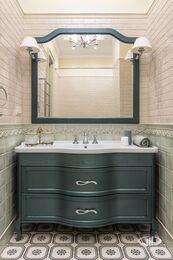Дизайн и ремонт квартиры в ЖК Алые Паруса в классическом стиле | Фото №25
