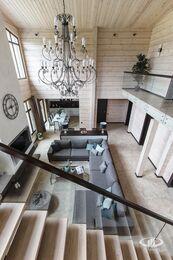 Дизайн интерьера загородного дома в стиле минимализм | Фото №13