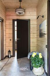 Дизайн интерьера загородного дома в стиле минимализм | Фото №34