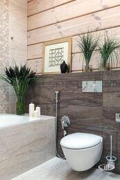 Дизайн интерьера загородного дома в стиле минимализм | Фото №41