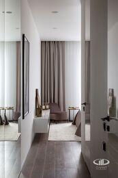 Дизайнерский ремонт апартаментов в современном стиле | Фото №16