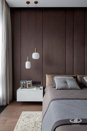 Дизайнерский ремонт апартаментов в современном стиле | Фото №20