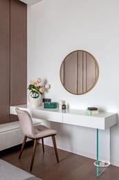 Дизайнерский ремонт апартаментов в современном стиле | Фото №25