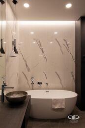 Дизайнерский ремонт апартаментов в современном стиле | Фото №30
