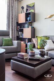 Дизайнерский ремонт квартиры в ЖК Авеню 77 | Фото №20