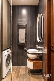 Дизайнерский ремонт квартиры в ЖК Авеню 77 | Фото №32