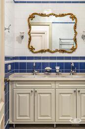 Дизайнерский ремонт квартиры в ЖК Дыхание | Фото №28