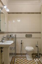 Дизайнерский ремонт квартиры в ЖК Дыхание | Фото №129
