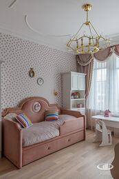 Дизайнерский ремонт квартиры в ЖК Наследие   Фото №21