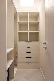 Ремонт трехкомнатной квартиры в современном стиле | ЖК Наследие | Фото №12