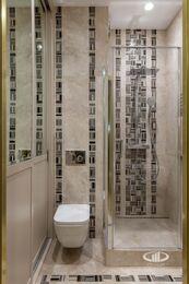 Дизайнерский ремонт квартиры в стиле Ар-Деко ЖК Дыхание   Фото №24