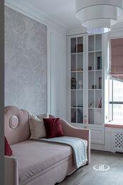 Дизайнерский ремонт 4-комнатной квартиры 140 кв.м. фото №20 | Детская комната для девочки