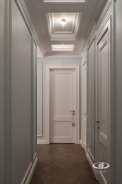 Дизайнерский ремонт 4-комнатной квартиры 140 кв.м. фото №28 | Прихожая