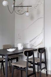 Дизайнерский ремонт квартиры в ЖК Садовые Кварталы | Фото №2 | Кухня-гостиная