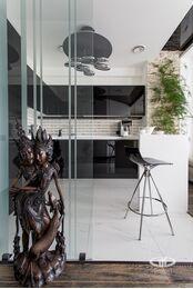 Ремонт однокомнатной квартиры в современном стиле | Фото №7