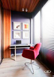 Дизайн интерьера однокомнатной квартиры в ЖК Достояние | Фото №13